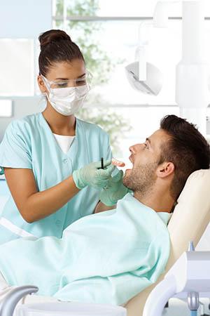 Dentist dentures Fredericksburg